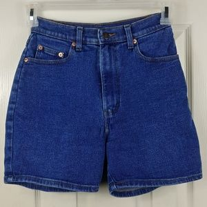 VTG JORDACHE HIGH WAISTED JEAN SHORTS SIZE 9/10